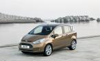 В Женеве состоялась премьера компактвэна Ford B-Max