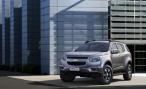 Chevrolet представляет новый Trailblazer