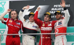Фернандо Алонсо стал победителем Гран-при Малайзии; Петров — шестнадцатый