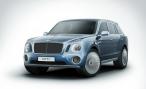 Bentley хочет узнать мнение посетителей Женевского автосалона о внедорожнике EXP 9 F