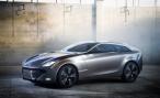 Hyundai представляет в Женеве электрический концепт i-oniq