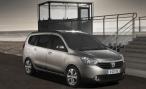 Dacia представила в Женеве семейный минивэн Lodgy