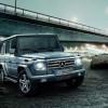 Обновленный G-класс от Mercedes-Benz. Первые подробности