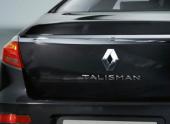 Renault представляет первый тизер модели Talisman для развивающихся рынков