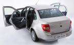 На «ИжАвто» стартовало производство Lada Granta