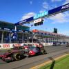 Дженсон Баттон выиграл Гран-при Австралии; Виталий Петров не финишировал
