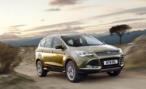 В Испании стартовало производство нового Ford Kuga