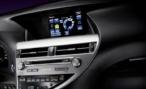 Lexus представит новый гибридный кроссовер в 2014 году
