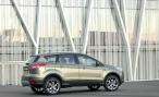 В России стартовал прием заказов на Ford Kuga нового поколения