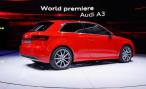 Audi A3 назван «Автомобилем года в мире» 2014 года