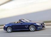 2013 Mercedes-Benz SL 65 AMG. Первые детали