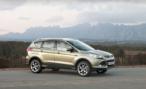 Ford расширяет число модификаций кроссовера Kuga