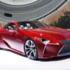 Lexus готовит модель на замену спортивному LFA