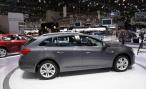 Chevrolet Cruze нового поколения появится в 2014 году