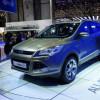 Ford представляет новую Kuga на автосалоне в Москве
