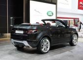 Кабриолет Range Rover Evoque появится в продаже в 2015 году