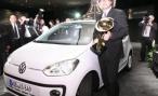 Volkswagen up! назван лучшим автомобилем года в мире