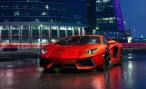 Lamborghini представила в Москве Aventador LP 700-4