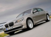 BMW отзывает 45,5 тысяч автомобилей 7-й серии из-за неисправной КП