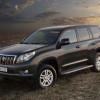 Выпуск Toyota Land Cruiser Prado на Дальнем Востоке начнется в конце 2012 года