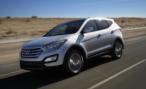 Euro NCAP называет новый Hyundai Santa Fe самым безопасным в классе
