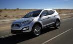 Hyundai представляет Santa Fe на автосалоне в Нью-Йорке