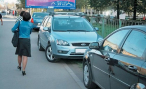 Водители, паркующие авто неправильно, берегитесь! В Москве появились «Парконы»