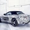 Jaguar представит новый F-Type на Парижском автосалоне