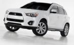 Mitsubishi представила ASX нового модельного года