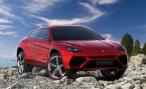 Lamborghini Urus получит турбированный двигатель