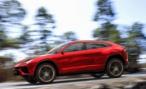 Lamborghini Urus появится на рынке не раньше 2017 года