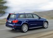 Mercedes-Benz назвал рублевые цены на GL и GLK
