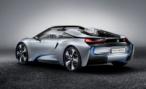 BMW объявила о планах представить во Франкфурте гибридный спорткар i8