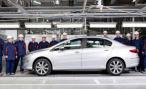 На заводе «ПСМА Рус» в Калуге собрали первый Peugeot 408