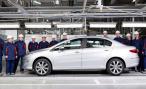 На заводе «ПСМА Рус» в Калуге стартовало производство Peugeot 408