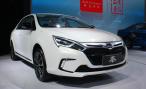 Китайский BYD привезет гибридный Qin в Европу и США