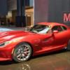 Chrysler отказался продавать SRT Viper в Европе