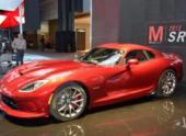 SRT Viper будет продаваться в Европе