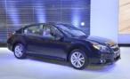 В России у Subaru ржавеют тормоза. А не должны