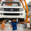 Volkswagen построит 10 заводов в ближайшие несколько лет