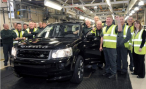 На заводе в Хейлвуде выпущен 300-тысячный Land Rover Freelander 2