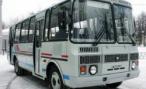 Пассажирский автобус попал в ДТП под Барнаулом
