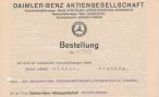 Накануне Дня победы на аукционе в США выставили документы об автомобилях Гитлера