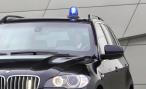 Водитель спецавтомобиля Шойгу наказан за некорректное поведение