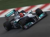 Mercedes подарит Шумахеру болид «Формулы-1»