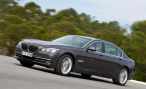 BMW 720i. Представительский класс станет чуть доступнее