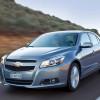 Седан Malibu станет флагманом модельного ряда Chevrolet в Европе