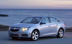 GM отзывает полмиллиона Chevrolet Cruze из-за опасности возгорания двигателя