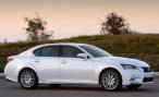 В России стартуют продажи гибридного Lexus GS 450h