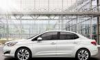 В Петербурге стартовали продажи седана Citroen C4